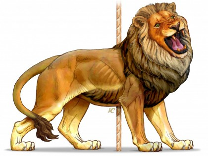 King, the Lion