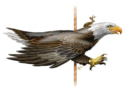 Harry, the Eagle