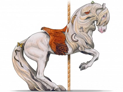 Freedom, the Horse