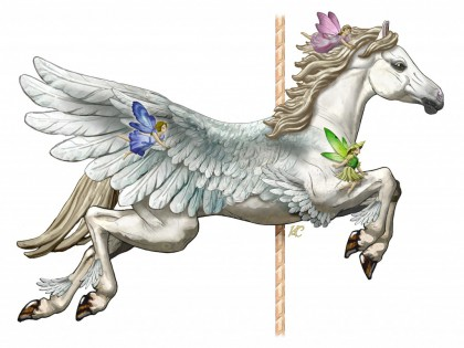 Prana, the Pegasus
