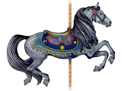 Addonnis, the Arabian Horse