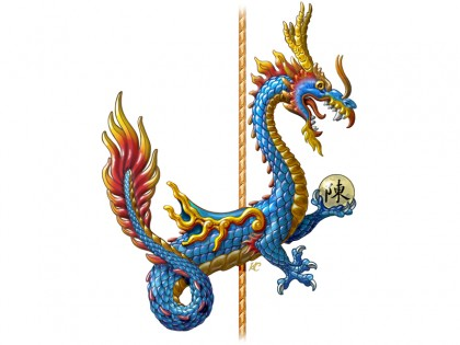 Yun Hsiang, the Chinese Dragon